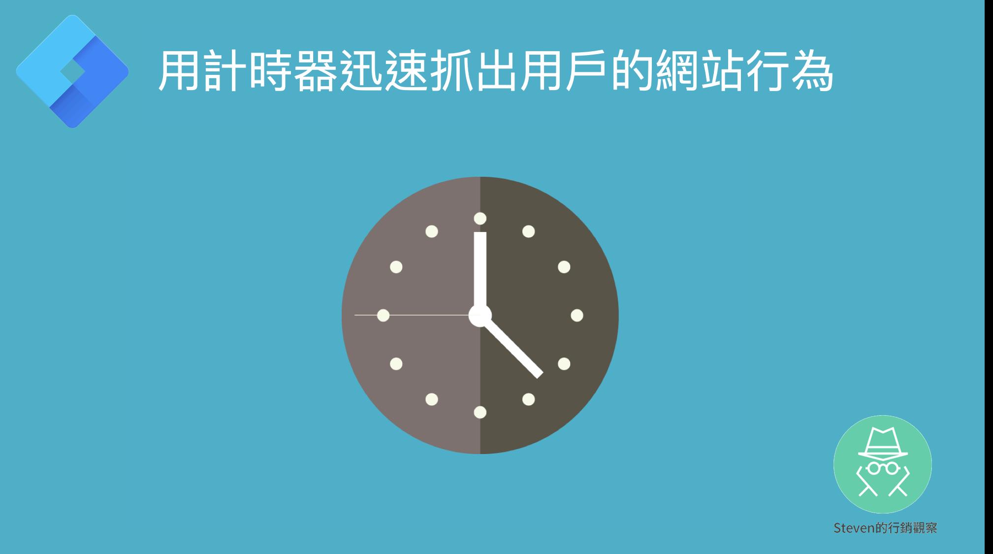 GTM教學(十六)-運用計時器掌握用戶行蹤